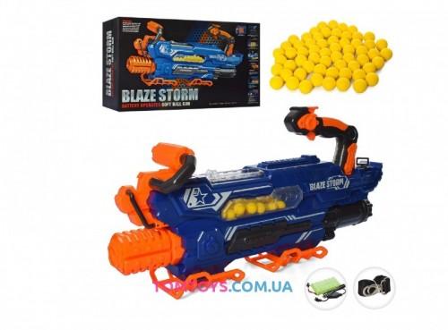 Бластер пулемёт с мягкими пулями ZC7119