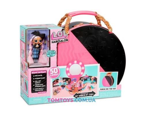 Игровой набор L. O. L. Surprise Beauty Hair Salon 5в1 Салон Красоты Парикмахерская 571322