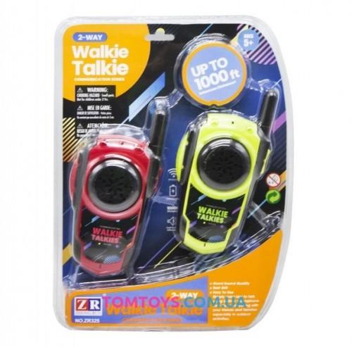 Рация детская Walkie Talkie ZR325