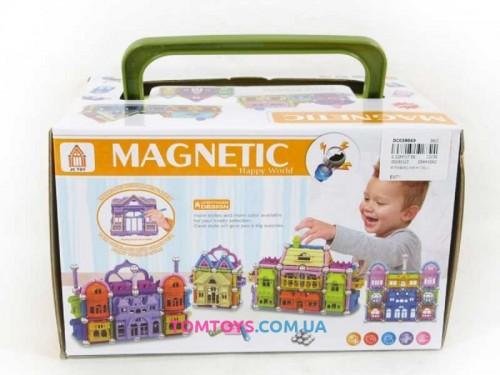Магнитный конструктор MAGNETIC AQ-726
