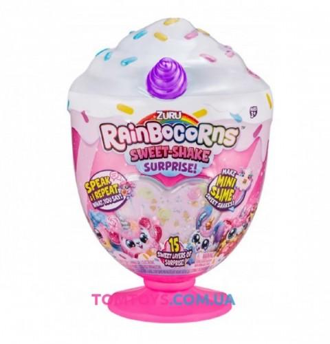 Мягкая игрушка сюрприз Zuru Rainbocorn Sweet Shake
