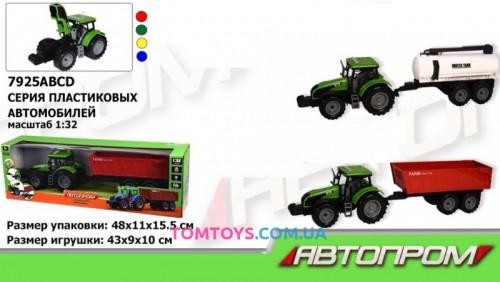 Трактор инерция АВТОПРОМ 7925ABCD