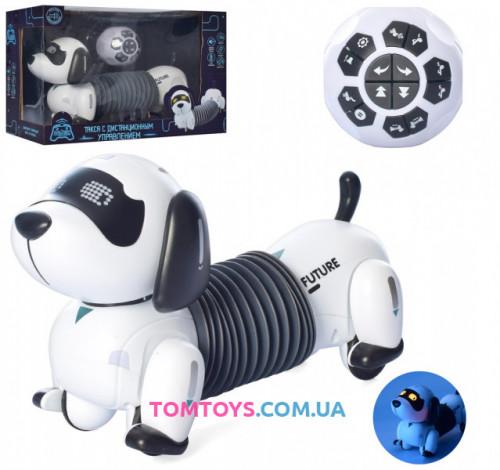 Интерактивное собака Такса ZYA-A2949
