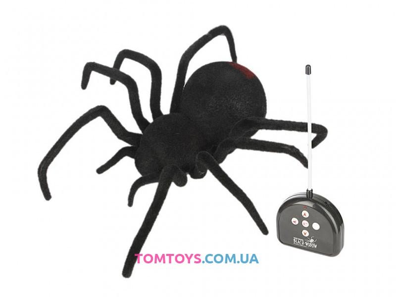 Паук Чёрная Вдова на радиоуправлении Black Widow KI-3021
