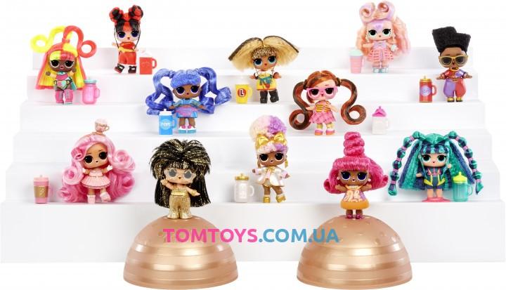 L.O.L Surprise! S6 Hairvibes Модные Прически 564744-W1