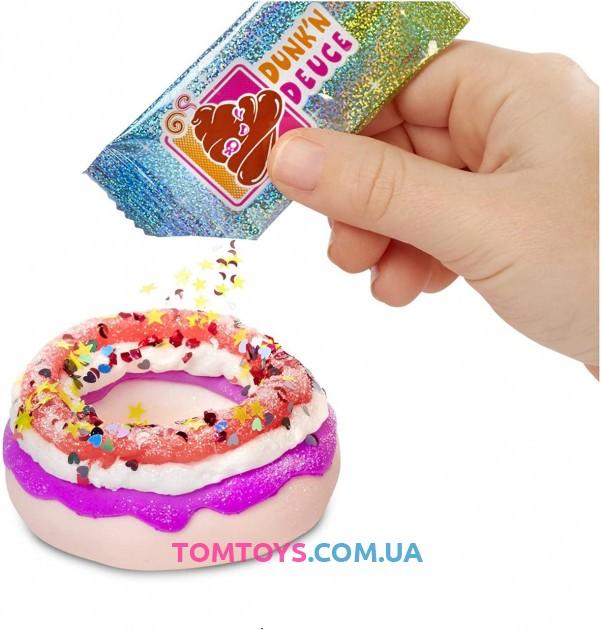 Poopsie Slime Smash Candy Craze Пончик Донат Хрустящий 569275