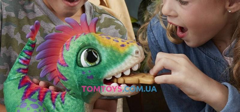 Динозаврик Hasbro FurReal Munchin Rex