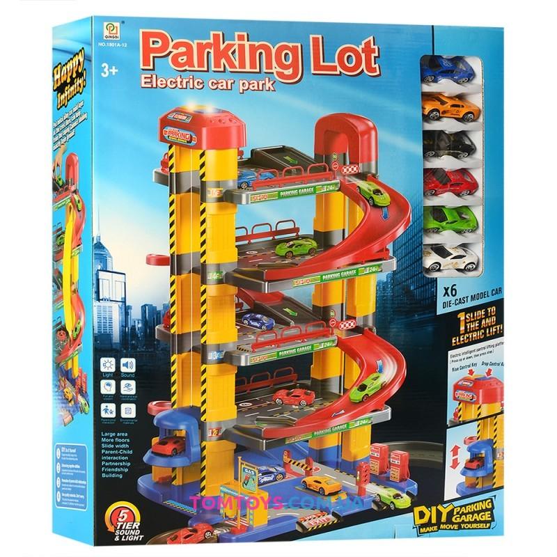 Гараж Парковка с лифтом 1801A-12