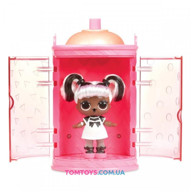 Игровой набор с куклой L.O.L. Surprise S5 Модное перевоплощение