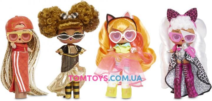 Игровой набор с куклой L.O.L. Surprise серии J.K. Дива 570752
