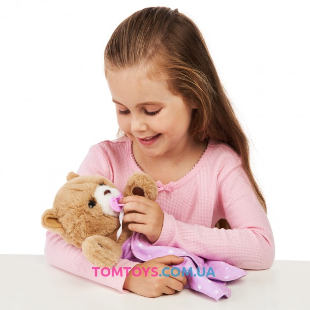 Игрушка Мишка обнимашка Moose Little Live Pets
