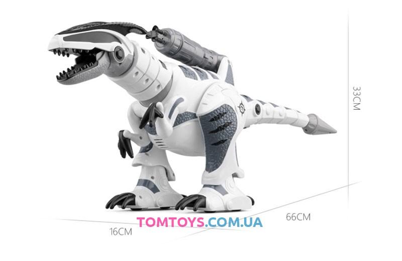 Интеллектуальный Динозавров на радиоуправлении K9
