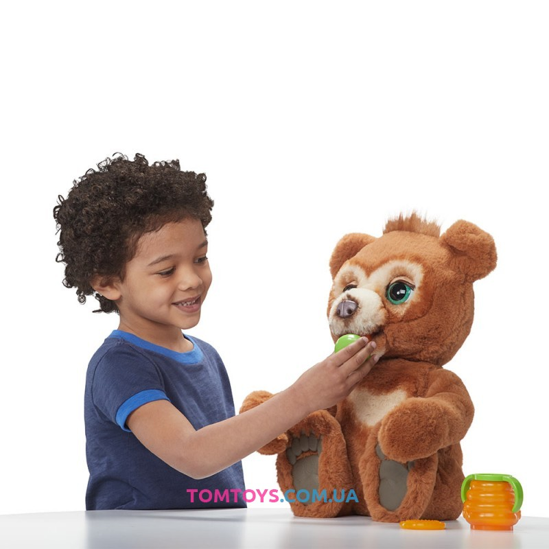 Интерактивная игрушка Hasbro FurReal Friends Медвежонок Кабби E4591