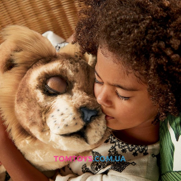 Интерактивная игрушка Hasbro FurReal Lion King Mighty Roar Simba Король лев Симба