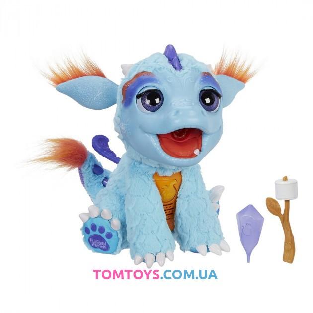 Интерактивная игрушка Hasbro FurReal Огнедышащий Дракон Torch My Blazin Dragon