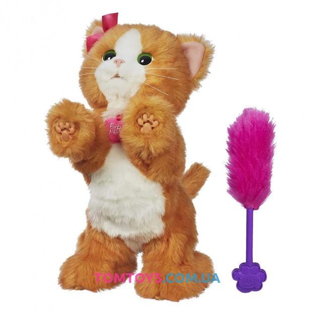 Интерактивная игрушка Hasbro Игривый котенок Дейзи FurReal Friends Daisy