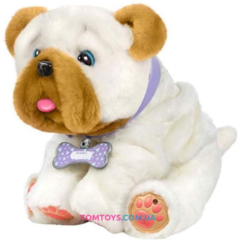 Интерактивная игрушка Little Live Pets Щенок Ролли Люблю целоваться