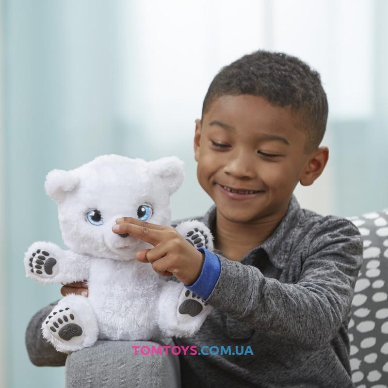 Интерактивный Полярный Медвежонок Сойер Hasbro FurReal Friends Snifflin Sawyer