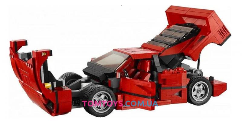 Конструктор Bela Create Ferrari F40 10567