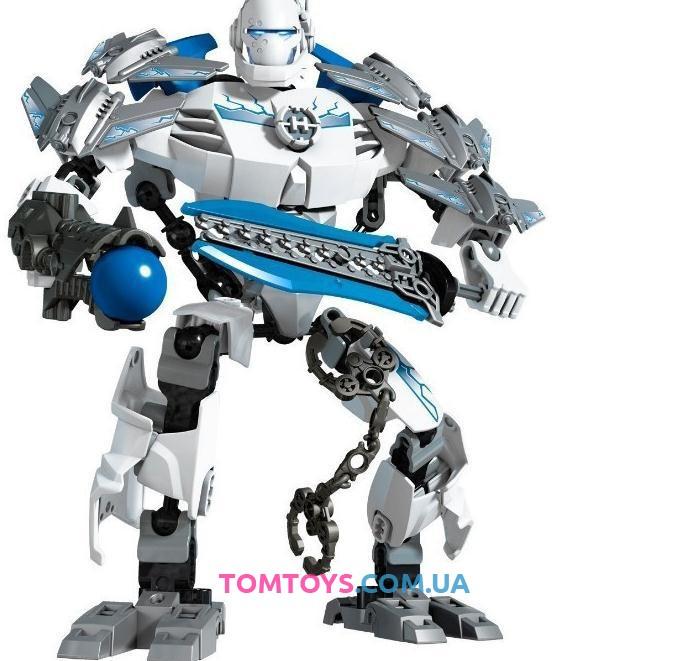 Конструктор Фабрика Героев аналог Lego Hero Factory Звездный солдат Stormer 10088
