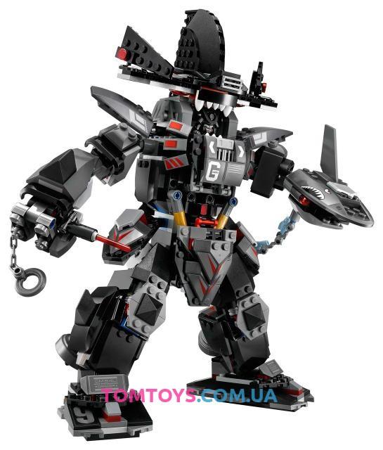 Конструктор Ninjago Movie Bela аналог Lego 70613 Робот Гарм 10719