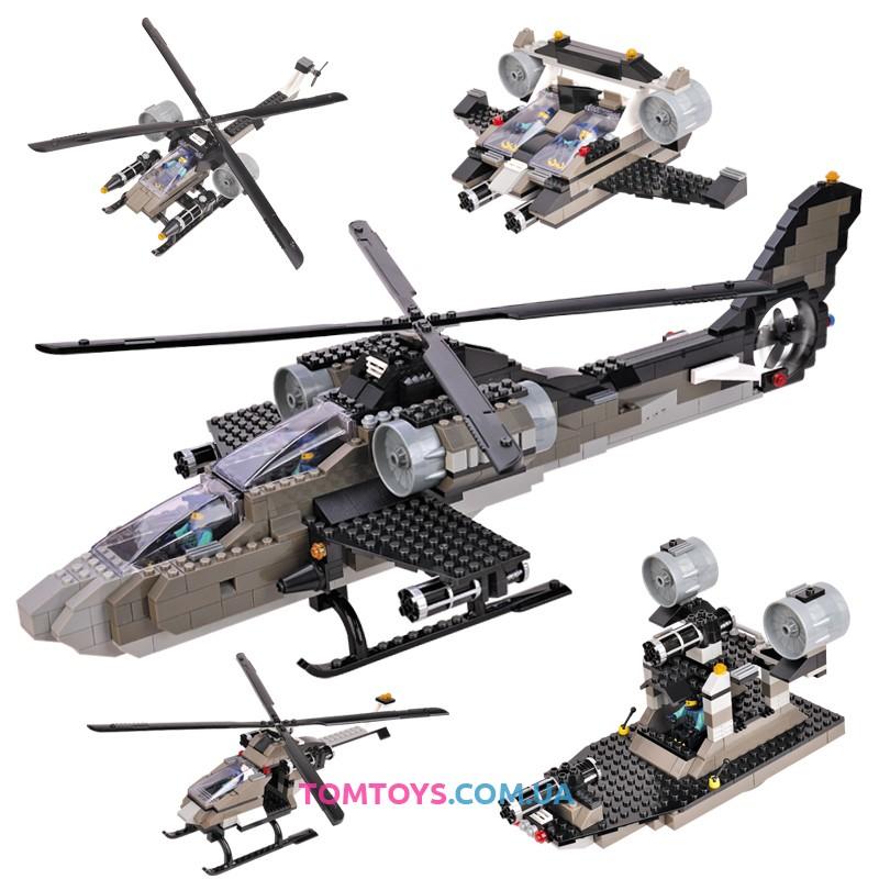 Конструктор WOMA Вертолёт J5640A