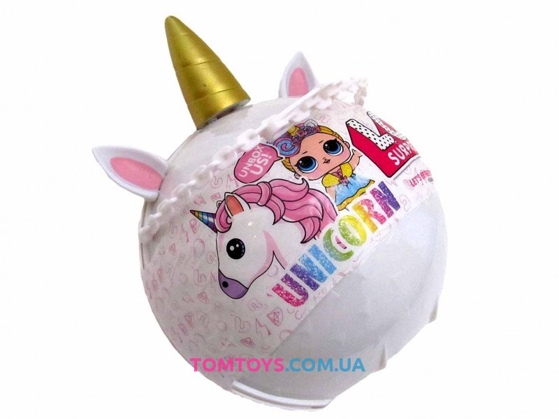 Кукла сюрприз L.O.L Unicorn BB3