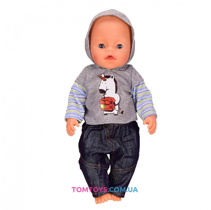 Кукла пупс интерактивный WZJ030-579