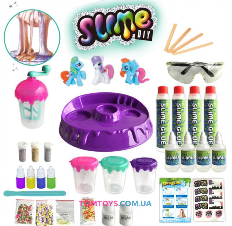 Набор Slime Diy Фабрика Слаймов 015P