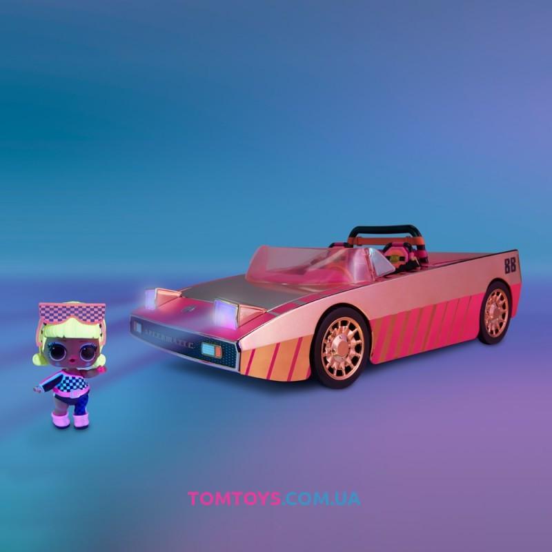 Набор сюрприз LOL Surprise Lights Кабриолет со световым эффектом 565222