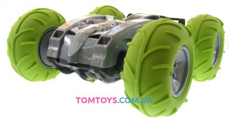 Радиоуправляемая машина CS toys Перевертыш с пневмо колесами  0921