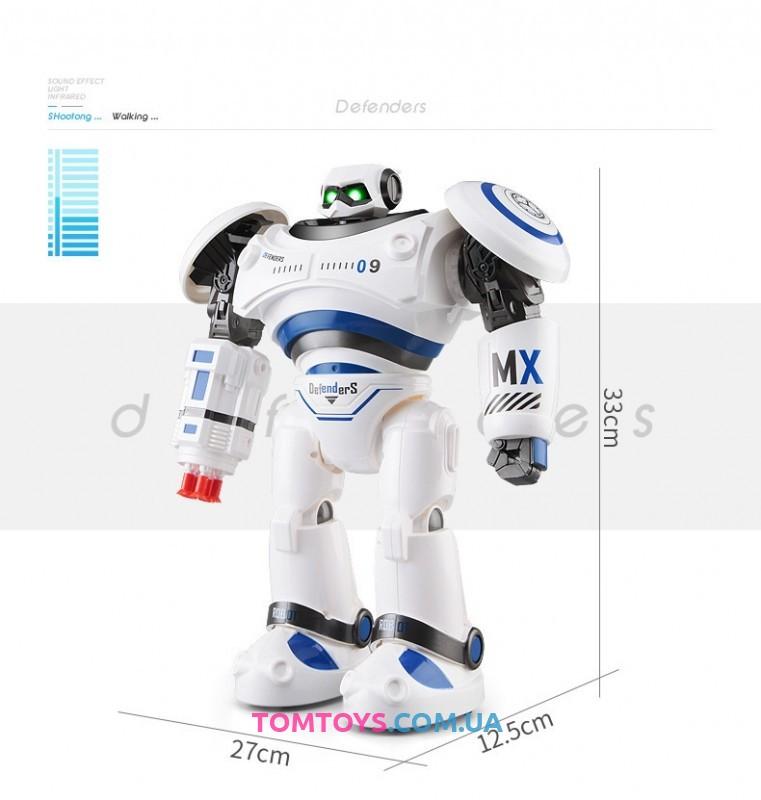 Радиоуправляемый робот Crazon M 3900 R