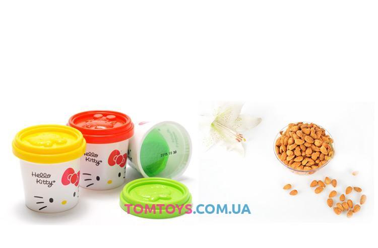 Тесто для лепки Hello Kitty Фабрика мороженого и пирожного HKP021