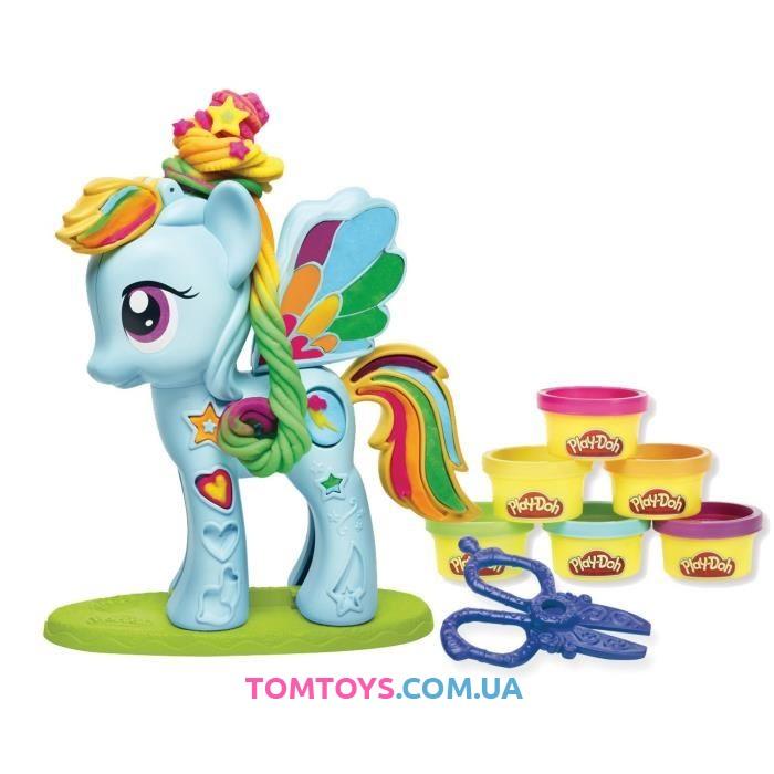 Тесто для лепки Play-Toy набор Пони 'My Little Pony' SM8001