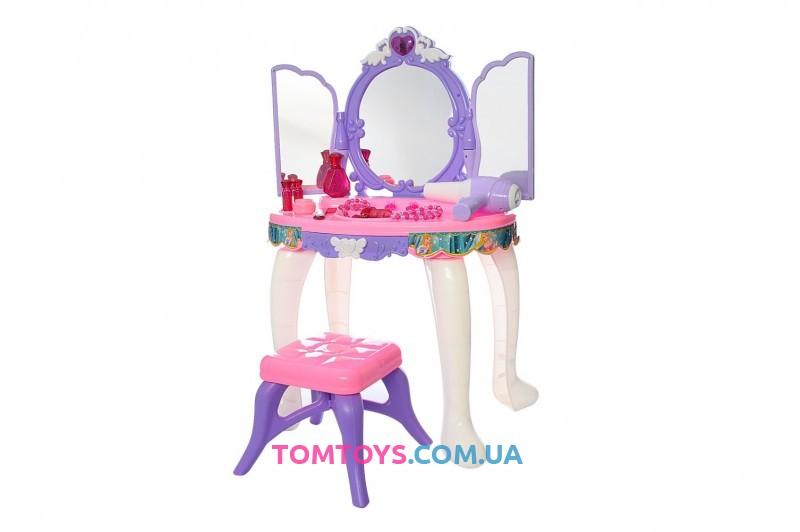 Детское Трюмо со стульчиком YL80009B