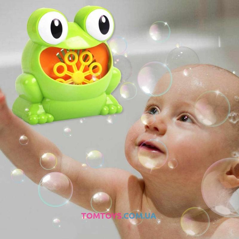 Установка для пускания мыльных пузырей 011